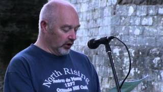 John Robertson at Stirling Bridge Commemoration 2012
