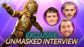 Astronaut's First Interview Without The Mask | Season 3 Ep. 14 | THE MASKED SINGER