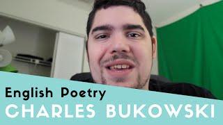 My Favorite Poet, Charles Bukowski thumbnail picture.