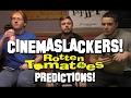 Rotten Tomato Score Predictions! Jan-Mar