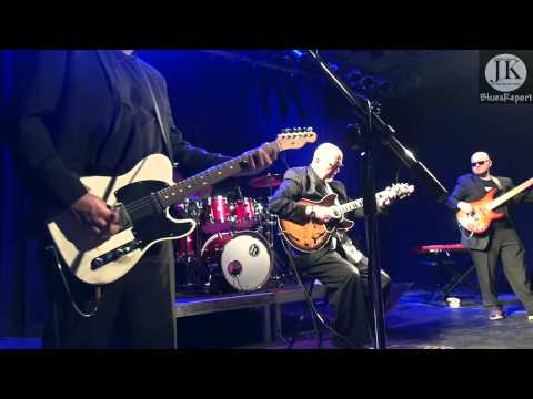 Blues Company - Hideaway / Unna Lindenbrauerei Germany 2015 streaming vf