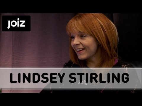 Lindsey Stirling talks about her faith (2/3)