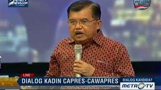 Dialog Kadin Capres dan Cawapres: Jokowi-JK (3)