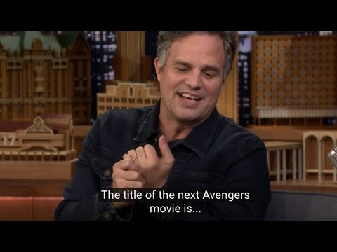 "Mark Ruffalo ""Fired"" - Explained"