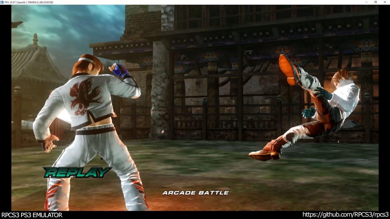 Emulator tekken 6 | Tekken 6 PSP ISO Free Download & PPSSPP Setting