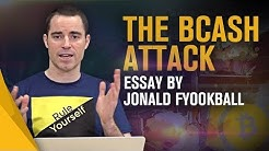 Shocking: Why some people call Bitcoin Cash Bcash - Essay by Jonald Fyookball | Bitcoin.com Features