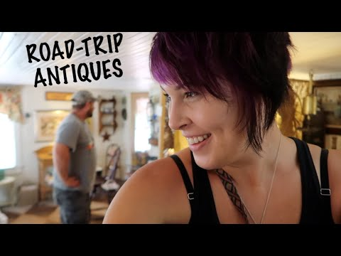 I Found It Stumbling Across Antique Shops Antiquing Road Trip To Virginia Reselling Youtube