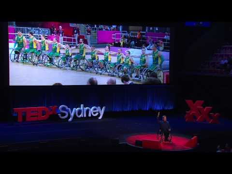Mainstreaming Disability | Dylan Alcott | TEDxSydney