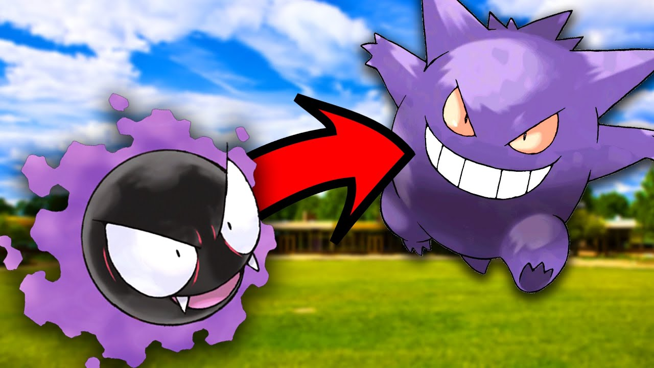 "Pokemon GO ""ROAD TO GENGAR!"" EPIC Pokemon Gym Battle ..."