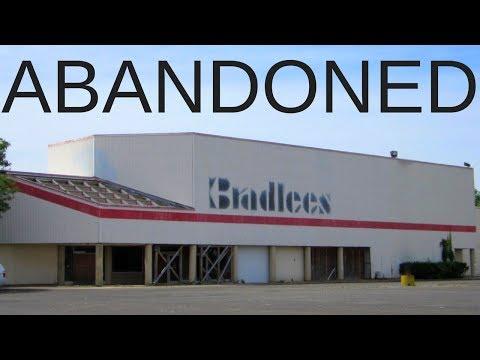 Abandoned - Bradlees Department Store