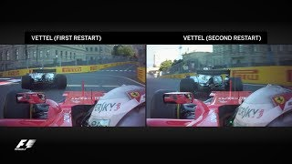 Hamilton and Vettel's clash examined