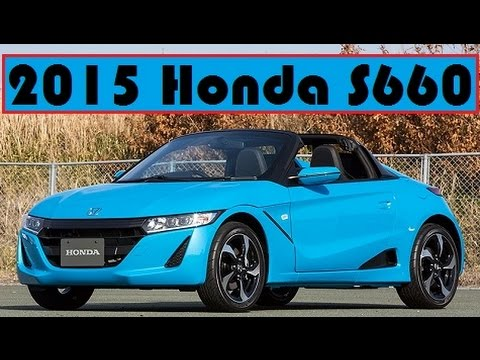 Honda S660 For Sale In Usa >> 2015 Honda S660 One Of The Coolest Things Honda Has Ever Made Youtube