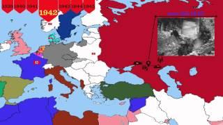 Verloop van de Tweede Wereldoorlog