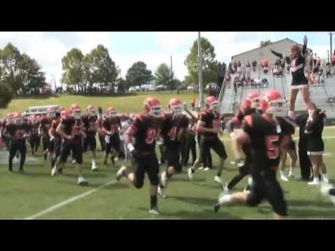 Georgetown College Tiger Football Highlights 2011