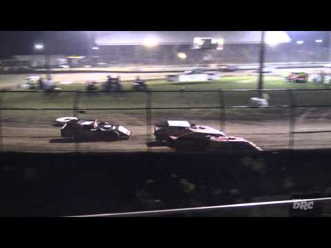 Fairbury American Legion Speedway | 9.5.15 | 3rd Annual Casey's AMS Modified Nationals | B-Main 1