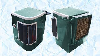 How To Make a personal Mini AIR COOLER