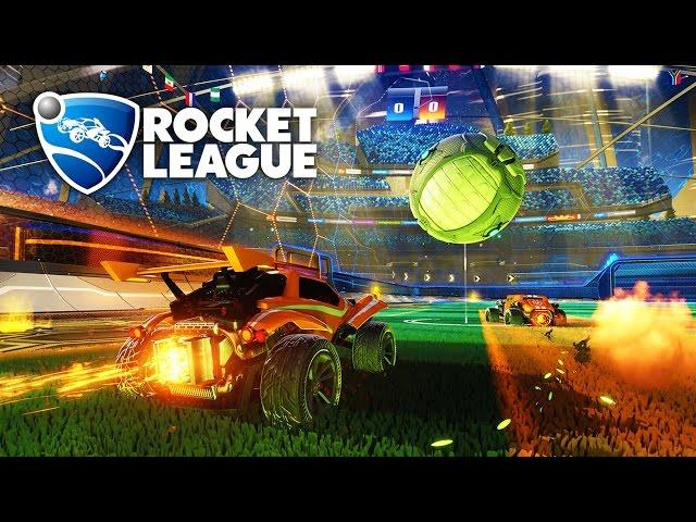 Como Perder no Rocket League