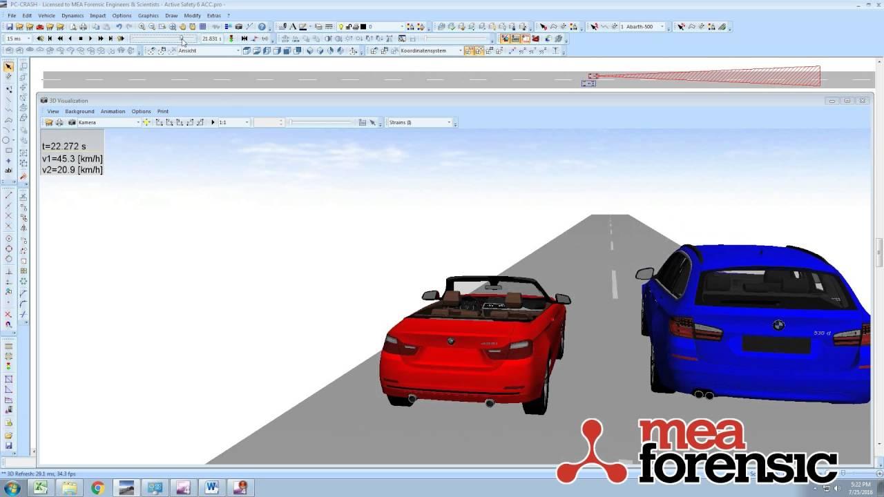 Fantastisch Crash Simulationssoftware Ideen - Elektrische Schaltplan ...