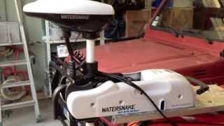 kayaks avec moteur électrique