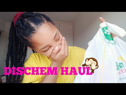 DISCHEM HAUL: Affordable skincare, hair & beauty products ...