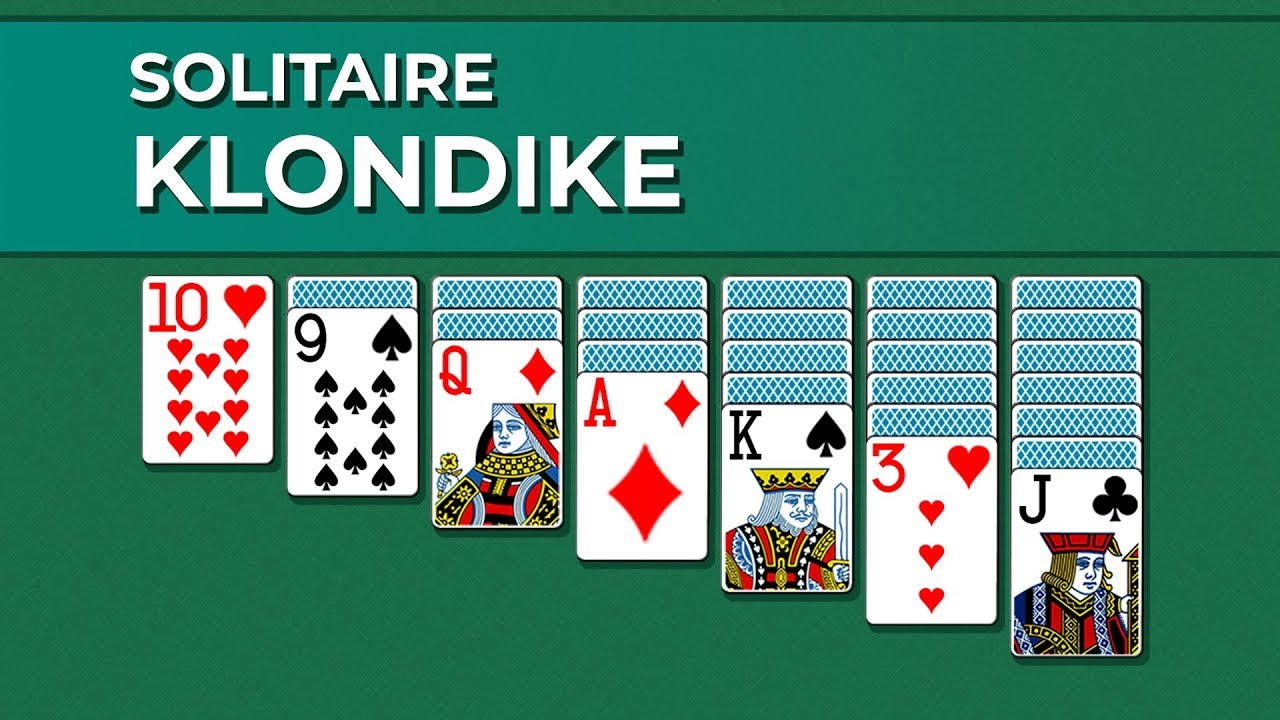 Solitaire Klondike classic  - by Classic Casuals - Card