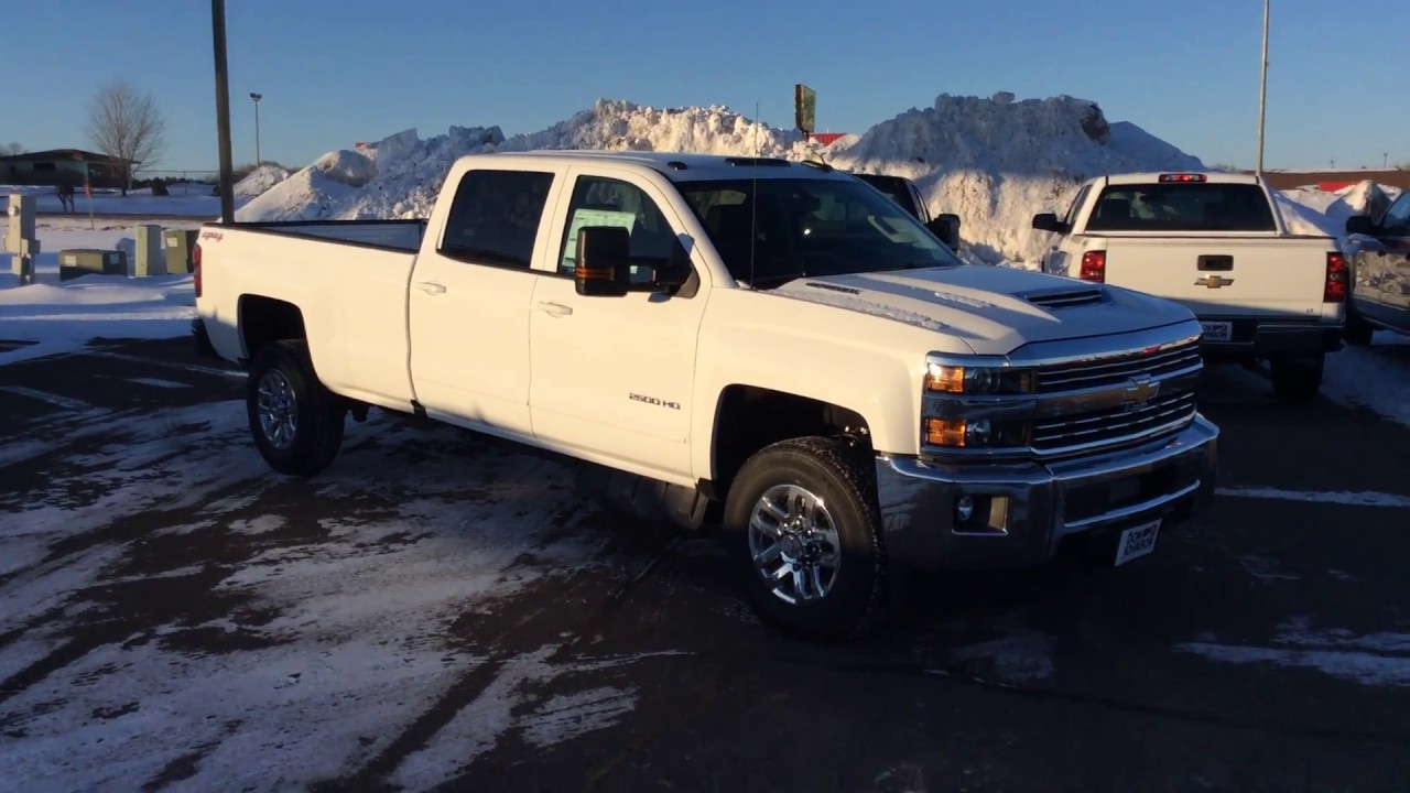 2017 Chevy Silverado 2500hd At Don Johnson Motors In Rice