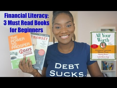 Money Management Monday | 3 Must Reads for Beginners 📖 | Personal Finance, Get Out of Debt💵