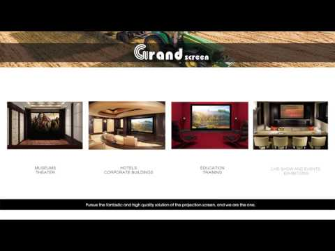 Grand Screen Corp  Introduction