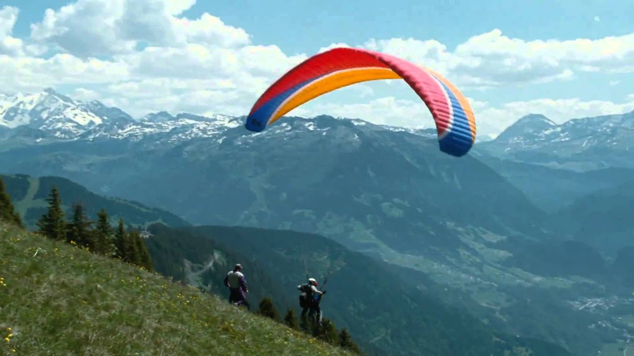 Hp Full Hd Wallpaper The Intouchables Paragliding Youtube