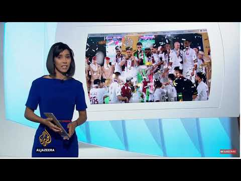 Roundup of media and online reaction to Qatar's Asian Cup win