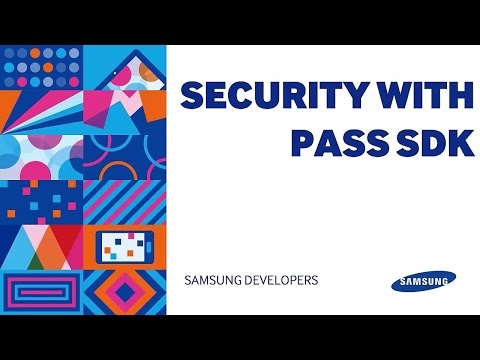 [Tutorial] Security With Pass SDK