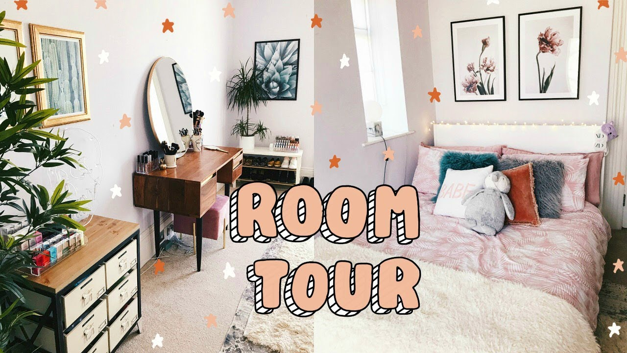 MY ROOM TOUR 2017! 😍 - YouTube