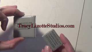 Beginner Drawing Erasing Quick Tip by Tracy Lizotte
