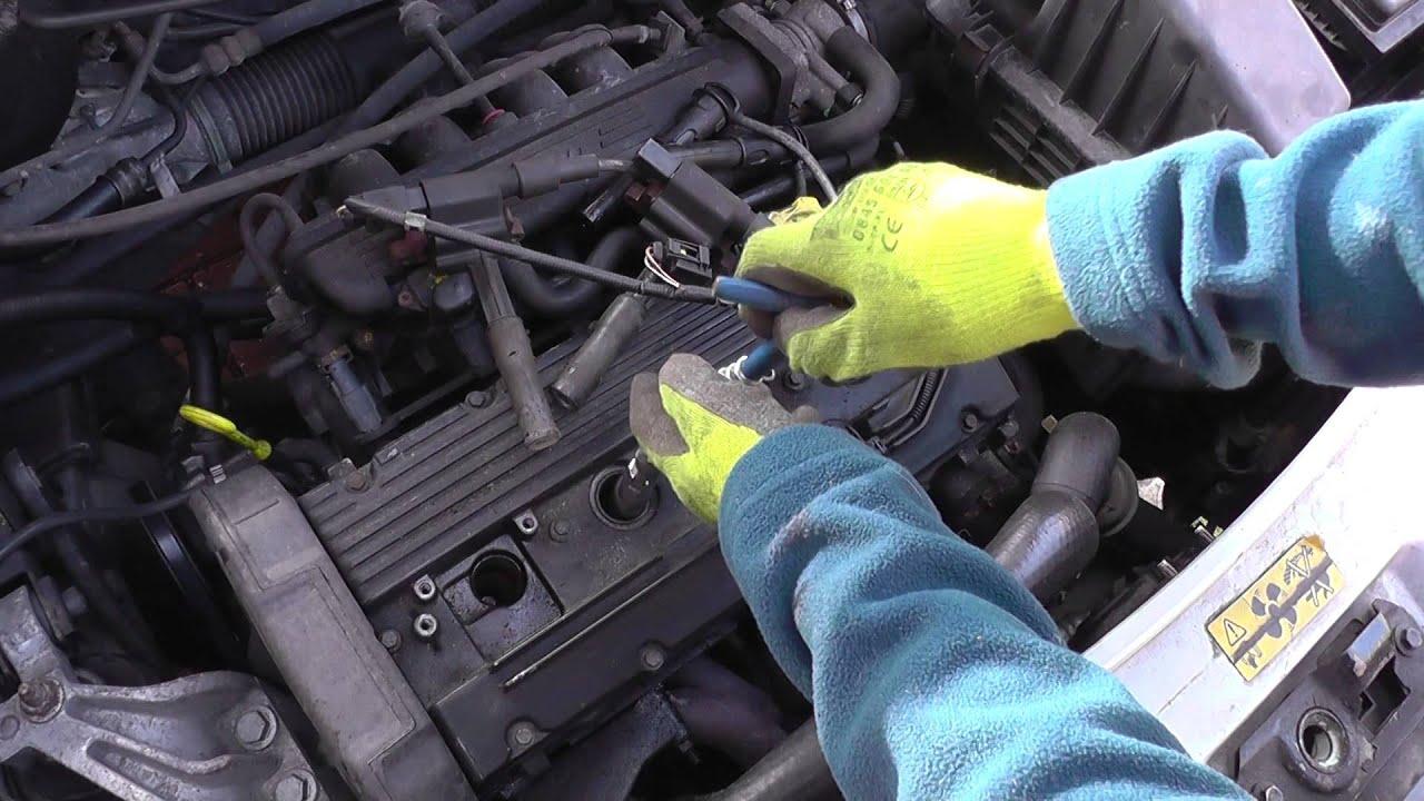Land Rover Freelander 1 Spark Plug & Ignition Coil Pack Removal