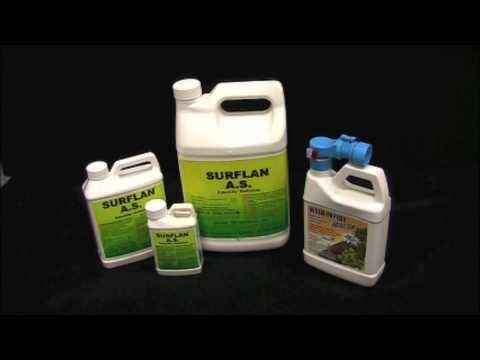Surlan Pre Emerge A.S. Herbicide
