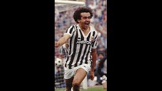 Michel Platini in Juventus