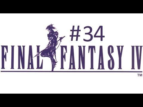 Final Fantasy IV - 100% - Gameplay #34 - Eidolon segreto Odino + Silfidi - KOKKOL il fabbro!