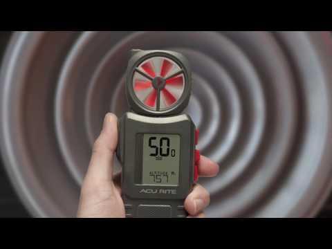 AcuRite 00256M Portable Anemometer