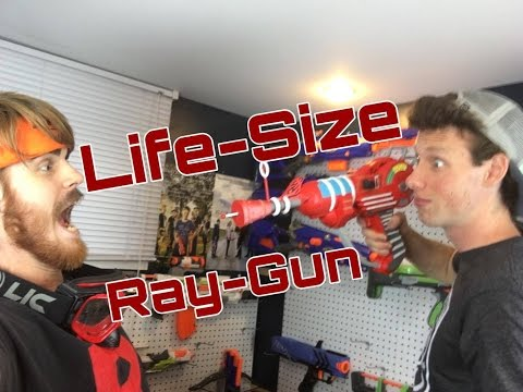 A REAL LIFE Ray Gun From COD Zombies