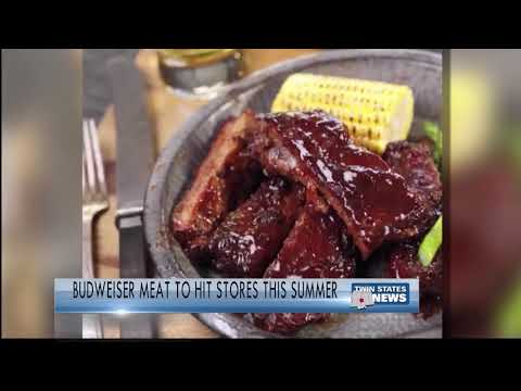 A.J. - Meats Infused With Budweiser Beer? Yes! Coming This Summer
