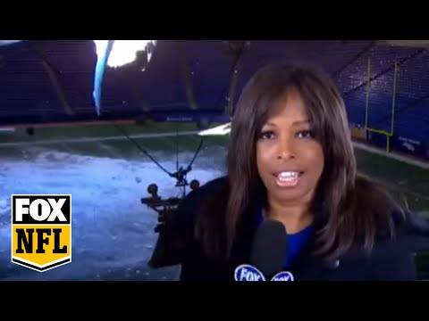 NFL on FOX: Metrodome collapse
