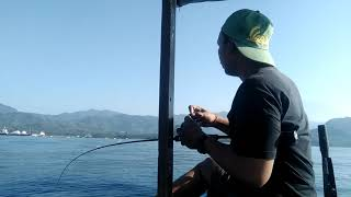 Fishing bali Labuan amuk