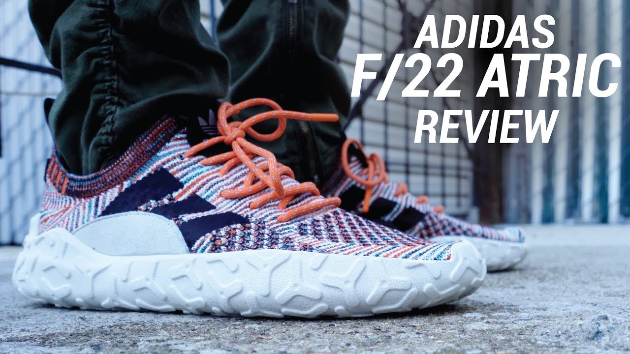 the best attitude 51a7d 07dd9 ADIDAS F22 ATRIC REVIEW