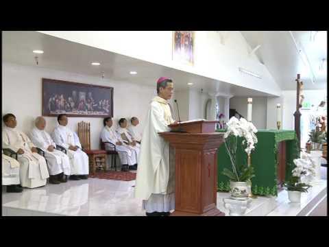 DC Giuse Nguyen Nang GP Phat Diem Gap Go Dong Huong Phat Diem Tai San Jose
