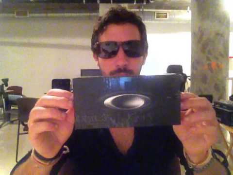 64e8b5a30a Oakley Holbrook Dark Amber Dark Bronze Sunglasses Reivew   Fitting - YouTube