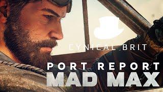 Mad Max - Port Report