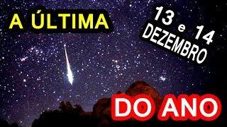 Vem aí a chuva de meteoros Geminidas 2018 - a mais esperada do ano!