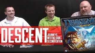 Descent Journey into the Dark Second Edition Review