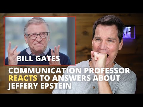 Communication Professor Reacts to Bill Gates Interview on PBS