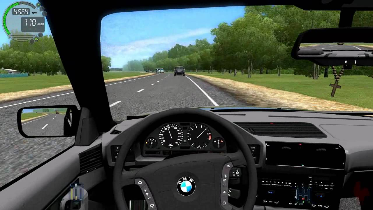 City Car Driving Bmw 525i E34 Download Link Youtube